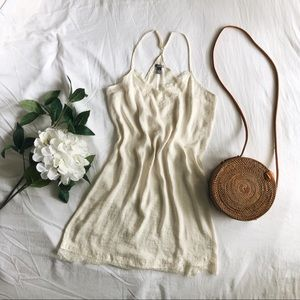 🕊 Aerie Silky Slip Dress 🕊